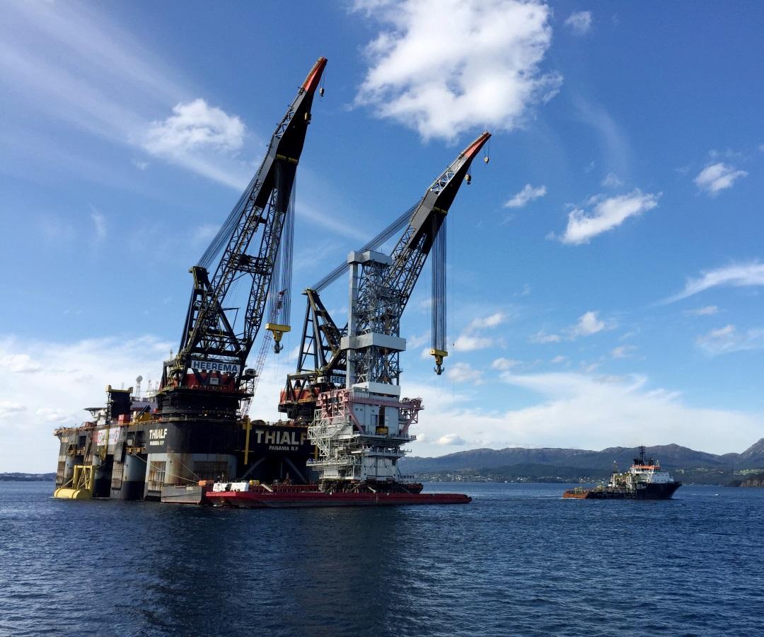 La inversión superior a U$D250 millones. Ecopetrol firmó contrato para exploraciones costa afuera | EL FRENTE
