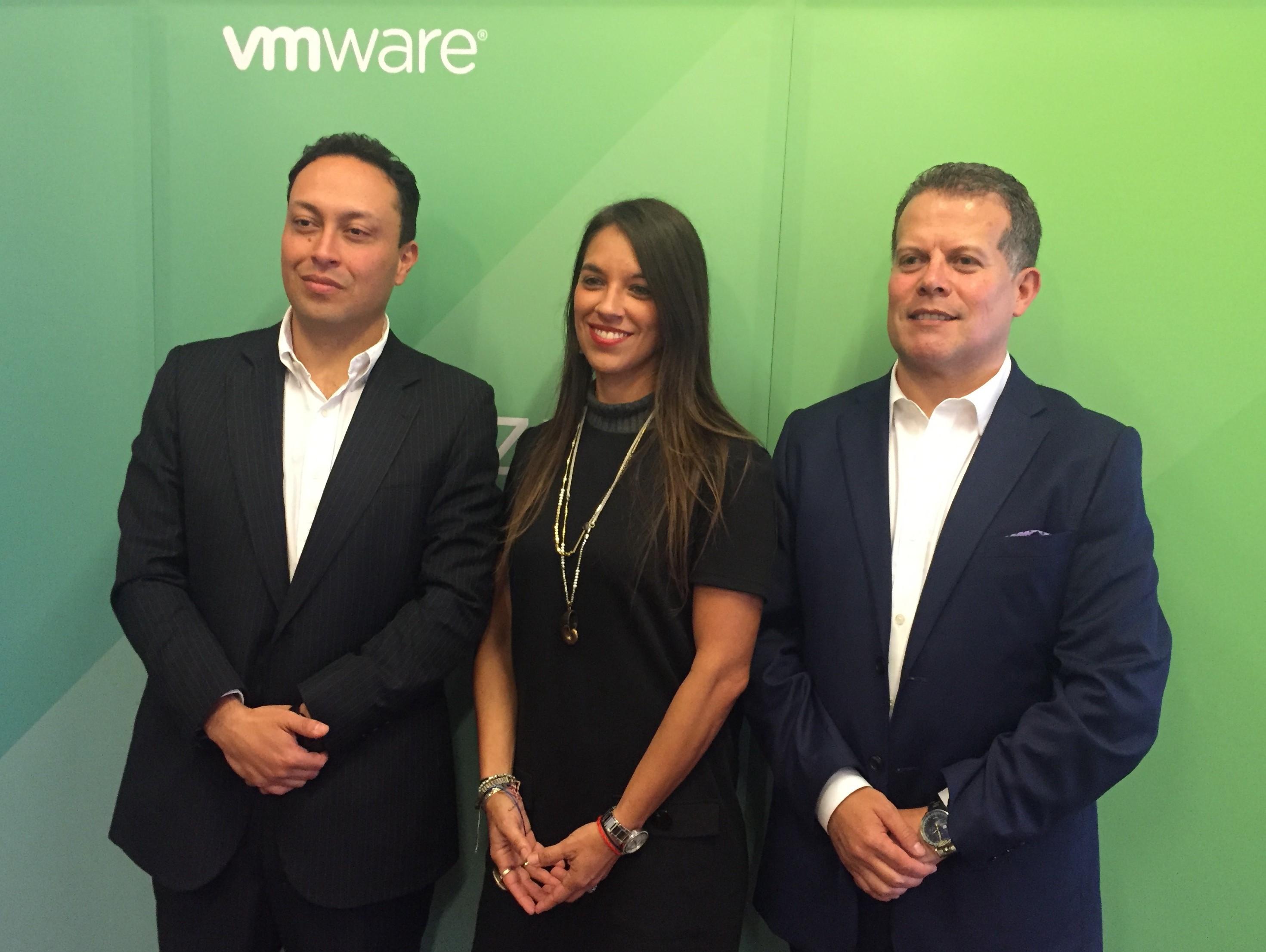 VMware avanza en la región y consolida su estrategia de negocios   EL FRENTE