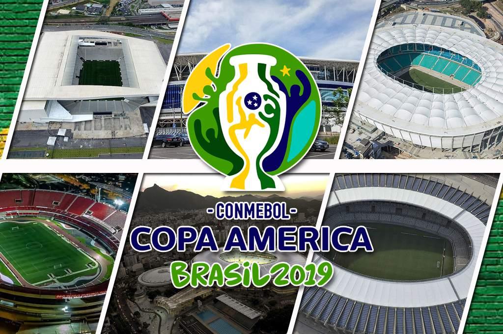 ¿Cuánto cuesta viajar a la fase final Copa América Brasil 2019?   EL FRENTE