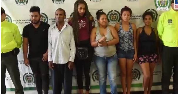 Menores eran drogados y disfrazados para ser explotados sexualmente   EL FRENTE
