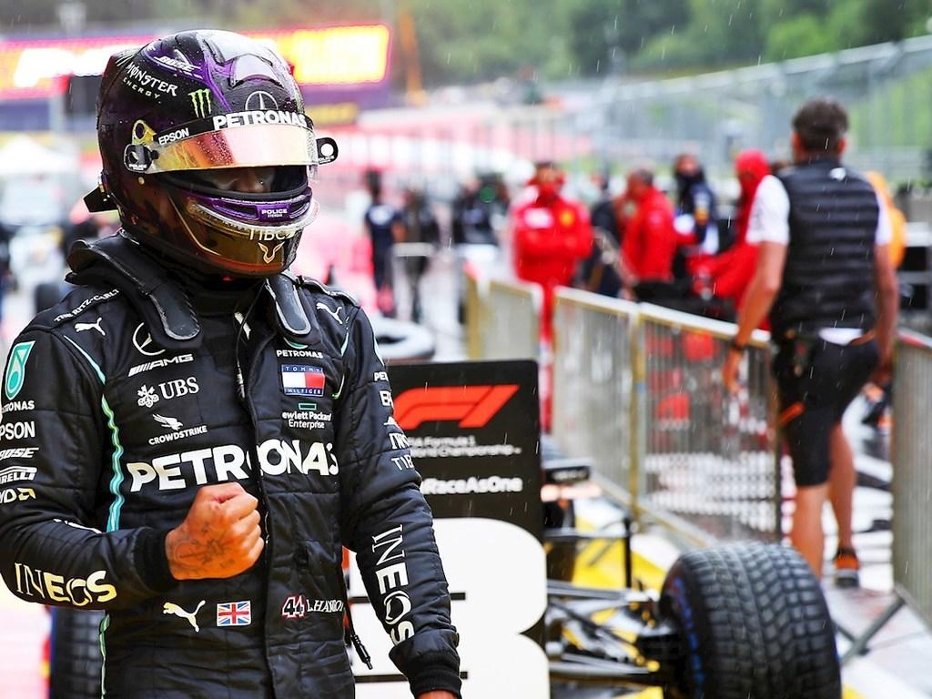 "Hamilton gana la ""pole"" para GP de Estiria   Internacional ..."