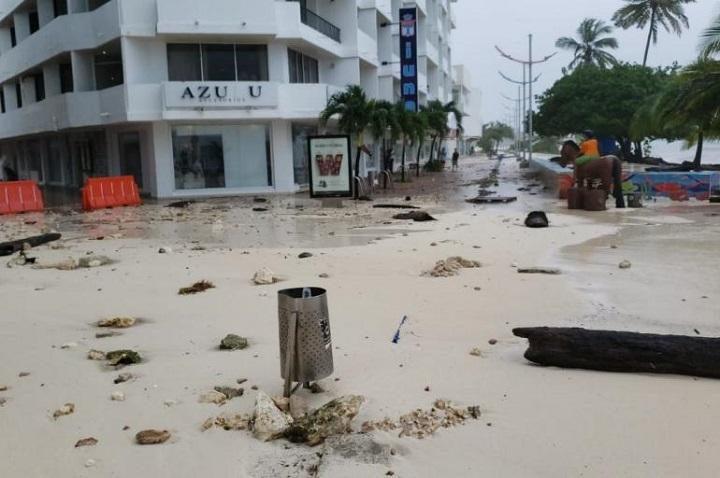 Fin al Puesto de Mando Unificado en islas. Gobierno fortalece control epidemiológico en San Andrés | EL FRENTE