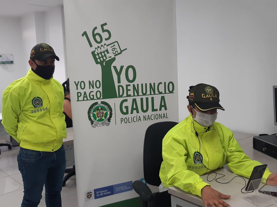 'Falso servicio' nueva modalidad de extorsión    EL FRENTE
