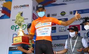 Novato Diego Camargo campeón de la Vuelta a Colombia | EL FRENTE