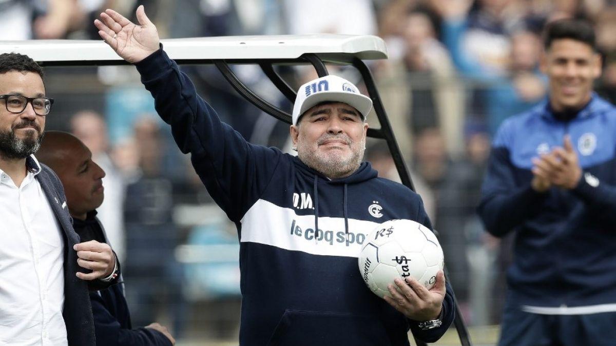 Murió Diego Armando Maradona   EL FRENTE