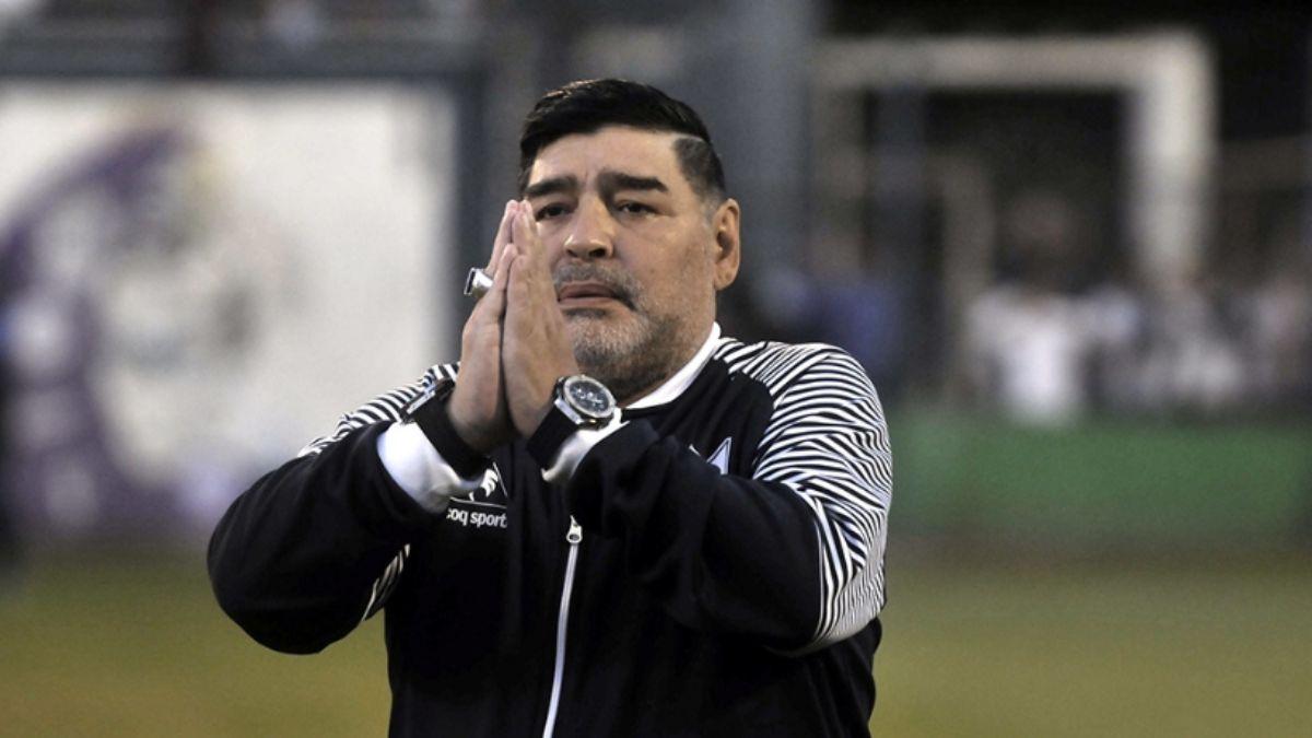 Algunas de las recordadas frases de Maradona | EL FRENTE