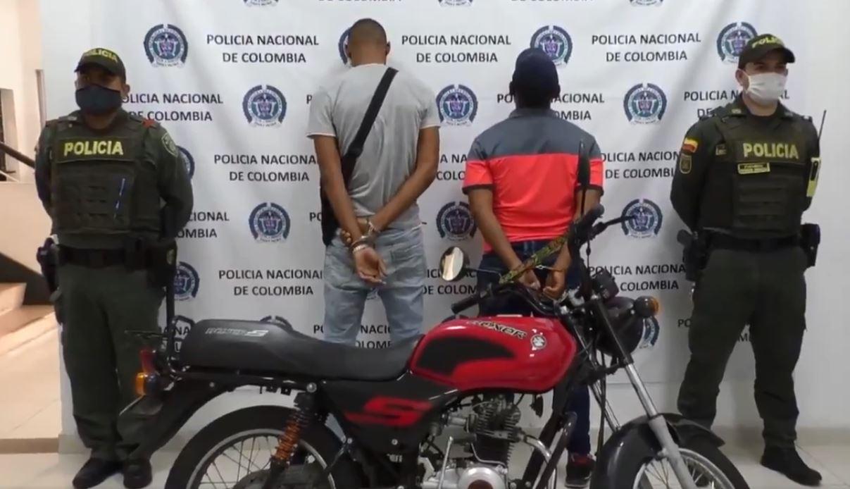 Ladrones extranjeros fueron capturados tras persecución | Local | Justicia  | EL FRENTE