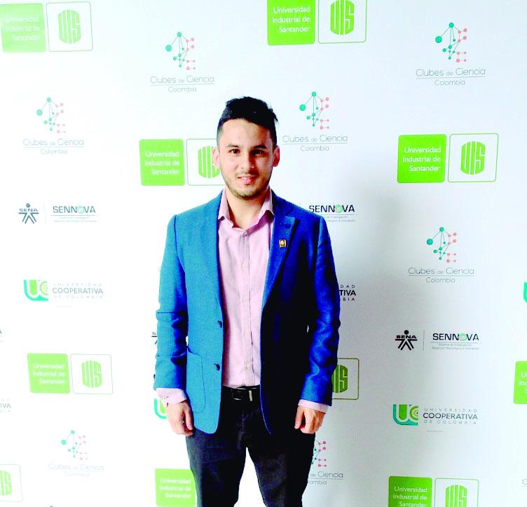 Beca Fulbright para Jhoan Sebastián Guzmán  | EL FRENTE