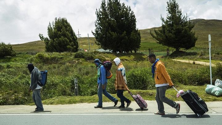 Bajó el ingreso de migrantes a la región. Los Santanderes propondrán plan para regular la migración | EL FRENTE