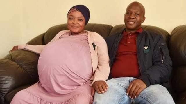 Mujer dio a luz a 10 bebés en un solo parto   EL FRENTE