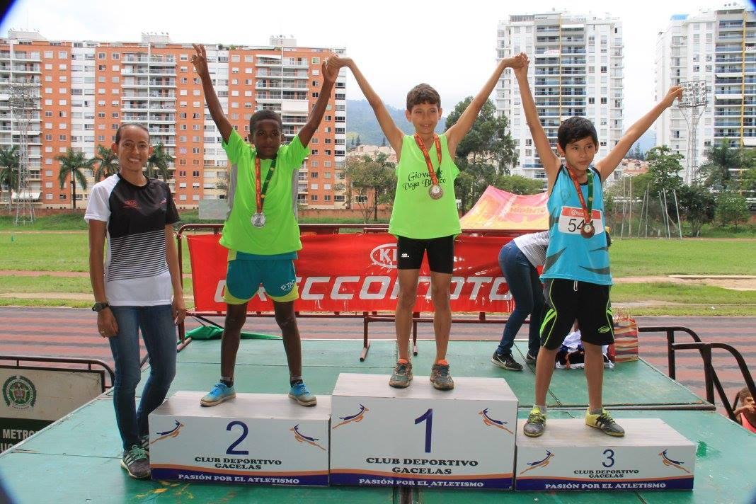 Comienza el VI Festival Nacional de Atletismo Gacelas | EL FRENTE