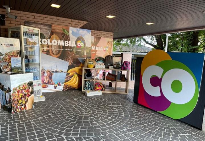 Presencia comercial de productos colombianos con protagonismo en los Olímpicos | EL FRENTE