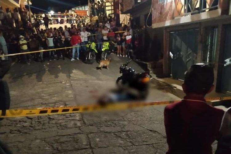 Otra masacre en Cauca: asesinan a una mujer y dos menores en Balboa   EL FRENTE