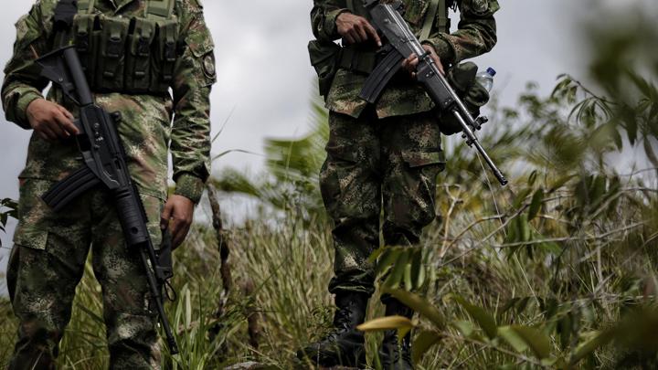 Una reacción militar dejó un hombre muerto en medio de un