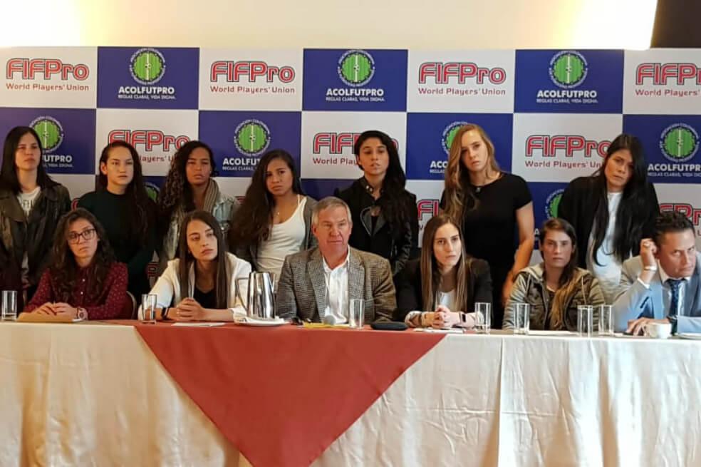 Jugadoras reiteraron denuncias en fútbol femenino | EL FRENTE