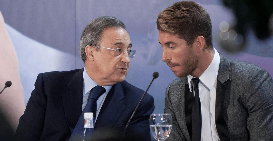 Lo que cuesta sacar a Sergio Ramos del Real Madrid   EL FRENTE