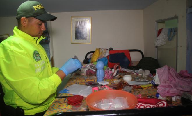 Capturadas dos personas por tráfico de estupefacientes en el barrio Bucaramanga | EL FRENTE
