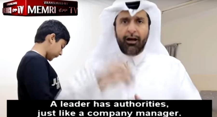 Sociólogo árabe publica video sobre cómo golpear correctamente a las mujeres | EL FRENTE