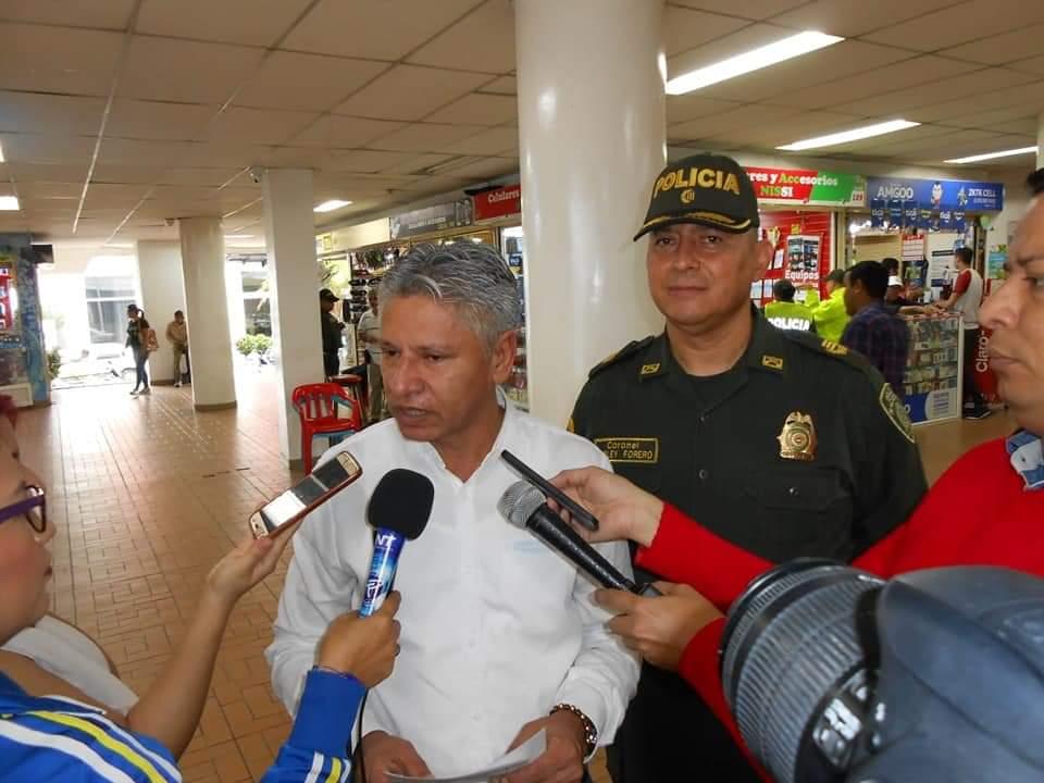 Acciones preventivas para seguridad ciudadana. Autoridades arremeten contra el hurto | EL FRENTE