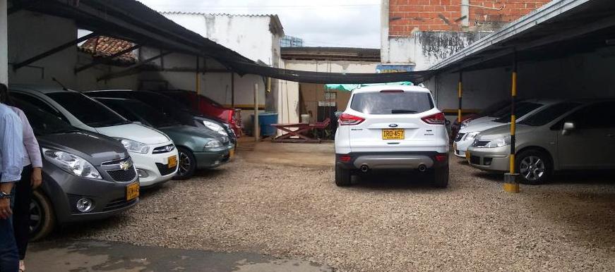 Las nuevas disposiciones para parqueaderos en Bucaramanga    EL FRENTE