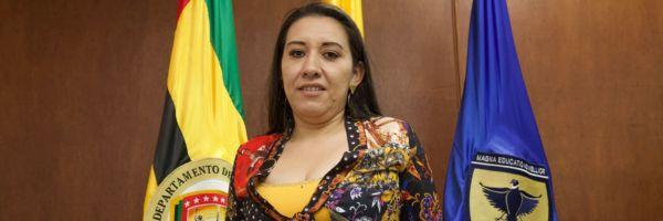Directora asistencial de Higuera Escalante. Sello de calidad con Bacterióloga UDES | EL FRENTE