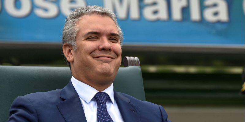 Gira de Duque por Europa en busca de inversión para Colombia    EL FRENTE