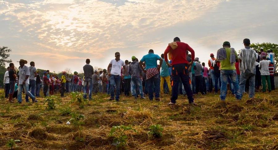 Quemaron y asesinaron a líder social en el Córdoba   EL FRENTE