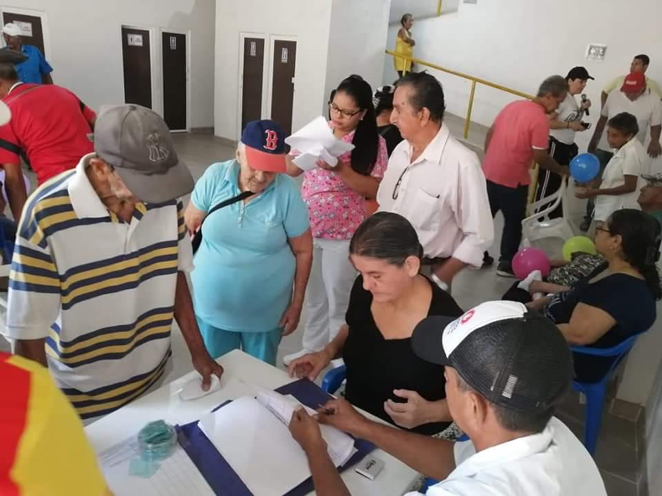 Programa Nacional Colombia Mayor. Inscripción para potenciales beneficiarios del subsidio  | EL FRENTE