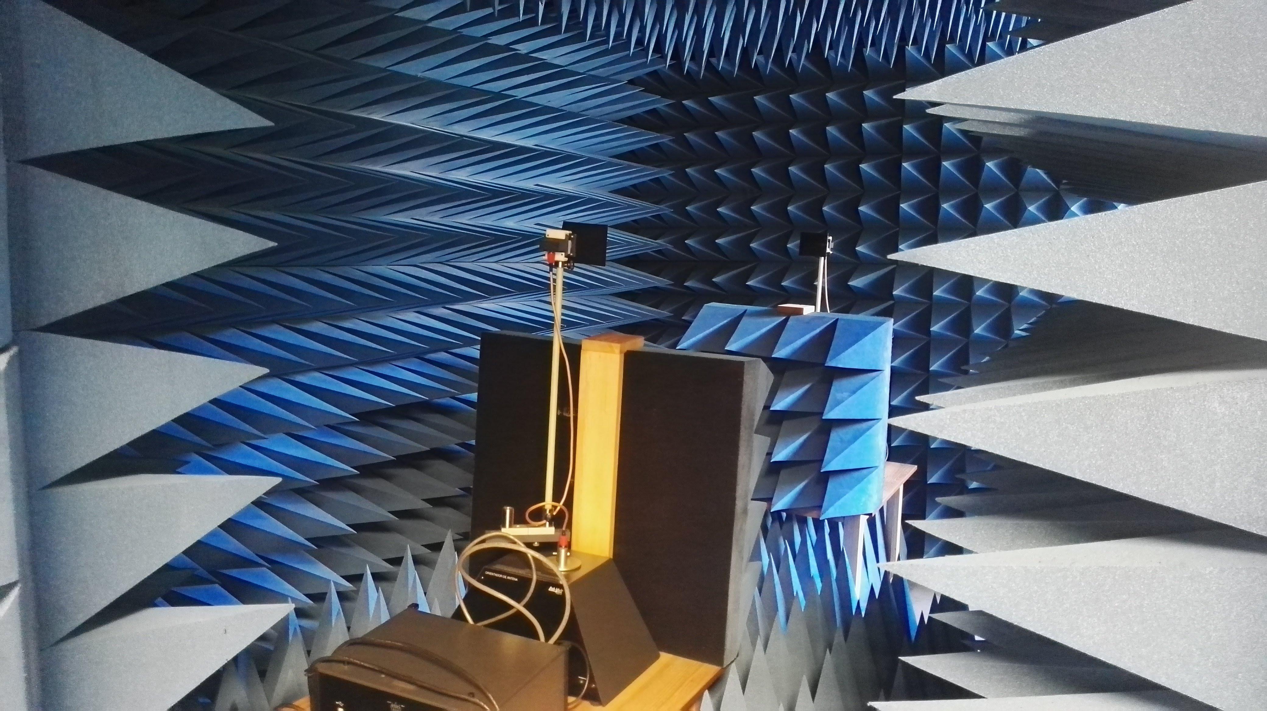 Avance tecnológico en la UPB. Construyen primera cámara anecoica del nororiente    EL FRENTE