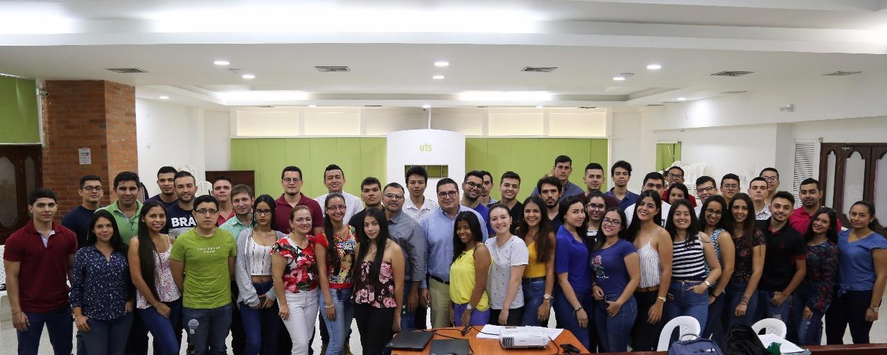Estudiantes UTS listos para sus prácticas con Ecopetrol | EL FRENTE