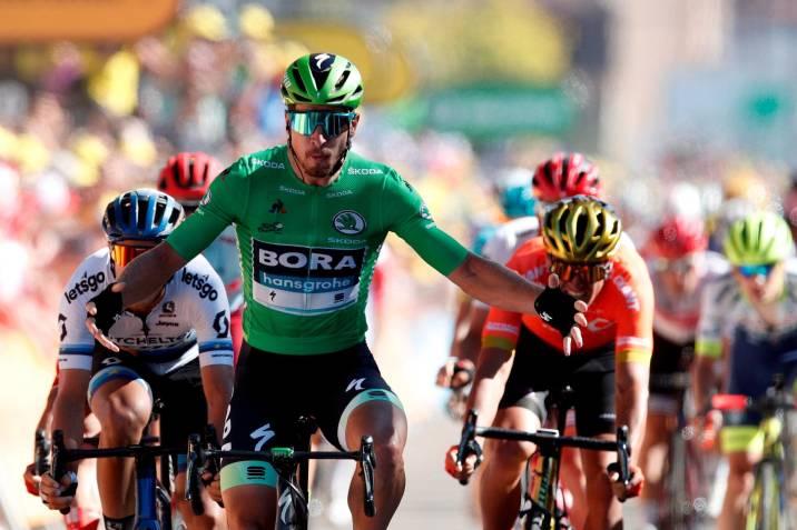"""El eslovaco fue muy """"Sagan"""" para ganar en Colmar   EL FRENTE"""