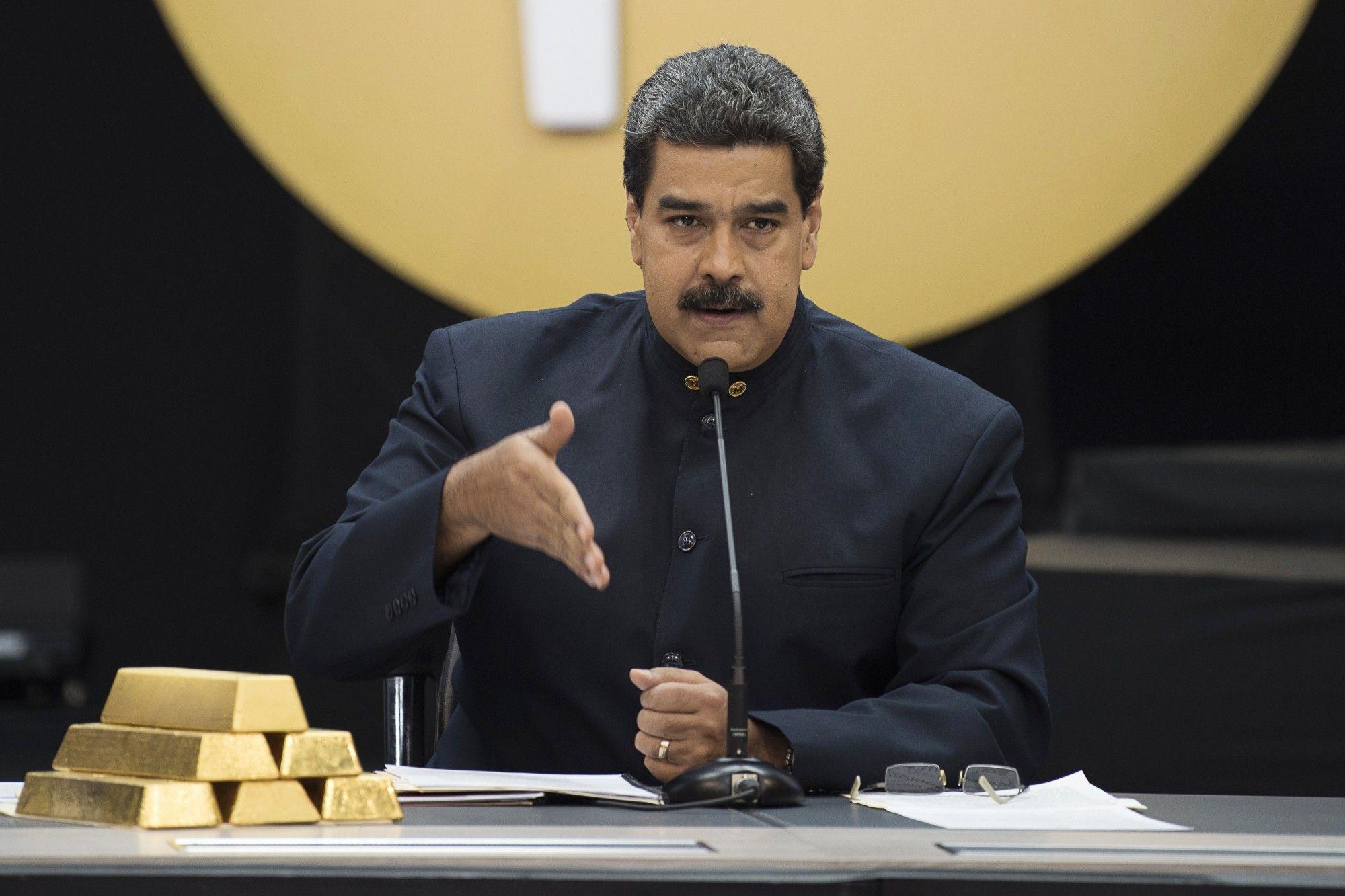 Régimen chavista vendió otros USD 40 millones en reservas de oro | EL FRENTE