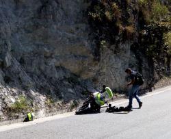 Atentado en entre Ocaña y Abrego dejó dos policias muertos | EL FRENTE