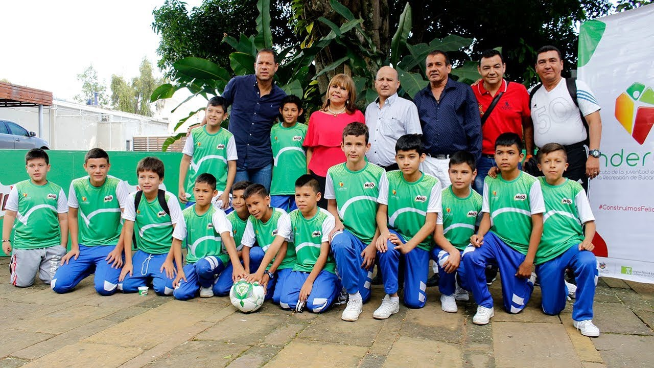 Intercolegiados Copa Milo Bucaramanga realiza fichaje   EL FRENTE