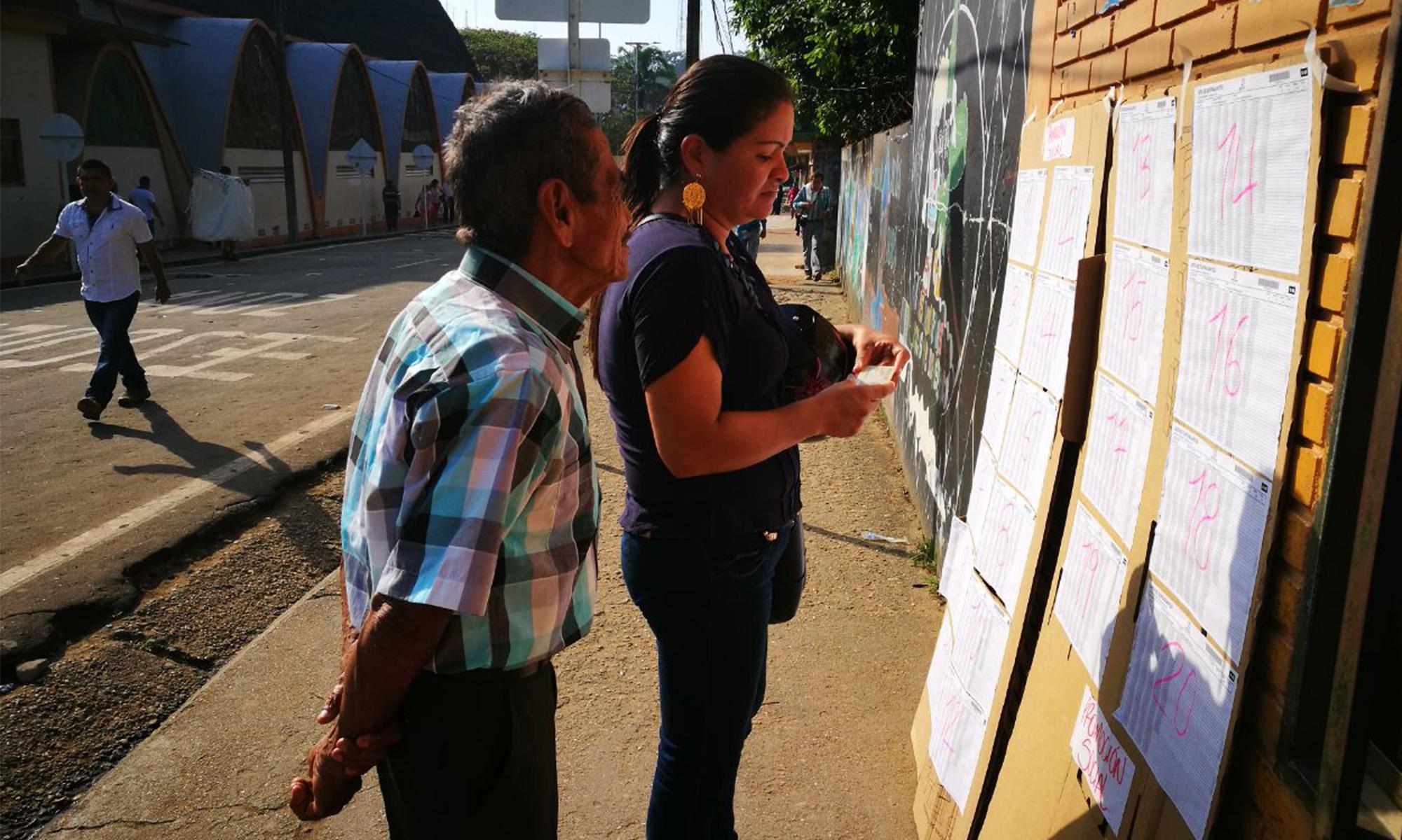 Elecciones del 27 de octubre en el Puerto Petrolero. Habilitados 14 nuevos puestos de votación   EL FRENTE