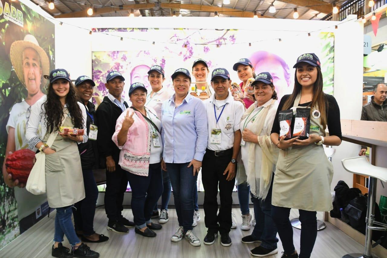 Vitrina comercial a productores del país en Agroexpo 2019 con la Agencia de Desarrollo Rural | EL FRENTE