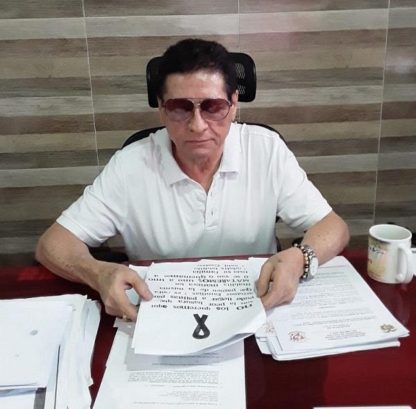 Alcalde de Pailitas es amanezado mediante panfleto | EL FRENTE