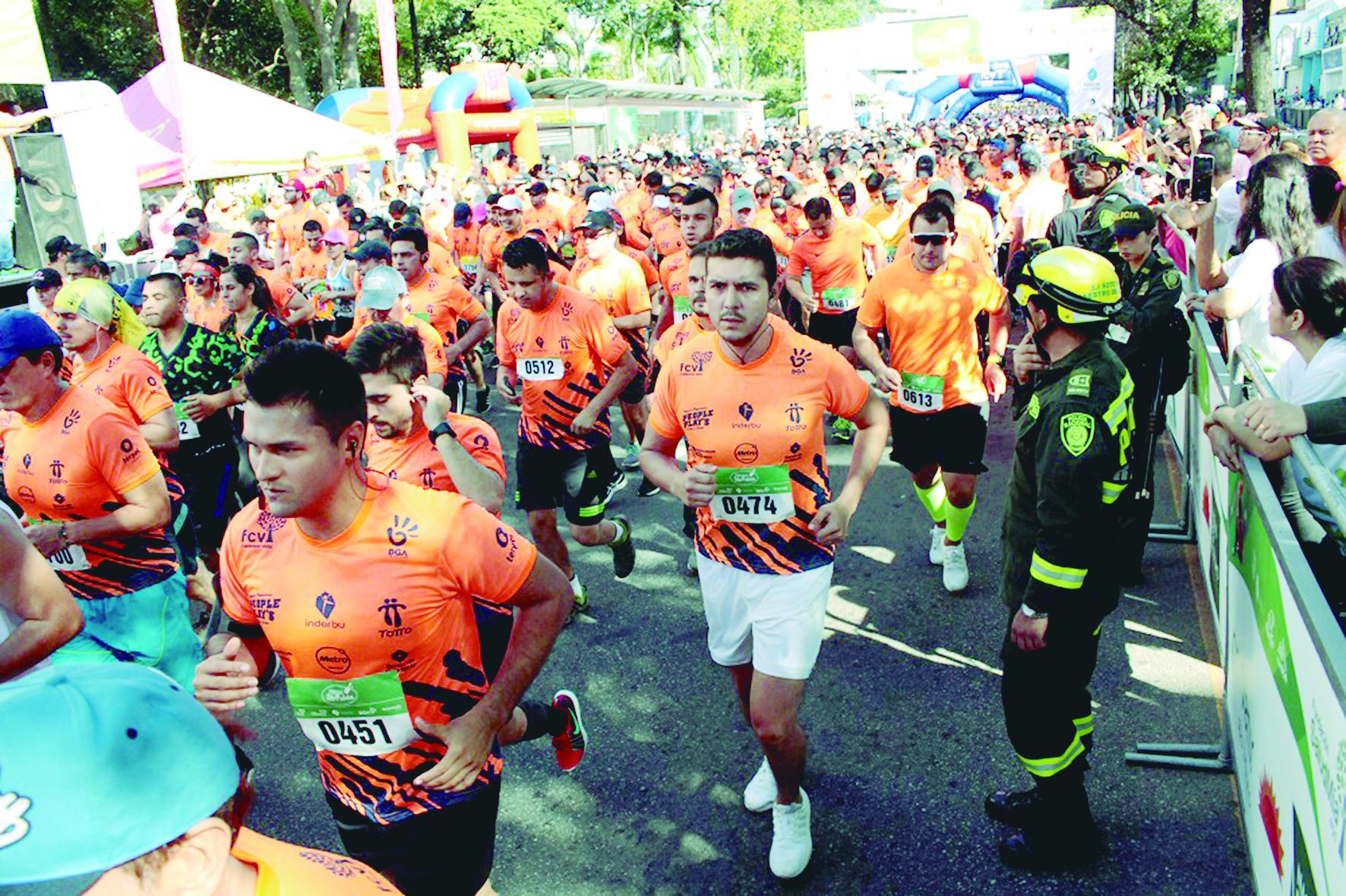 Todo listo para la Media Maratón de Bucaramanga – FCV | EL FRENTE
