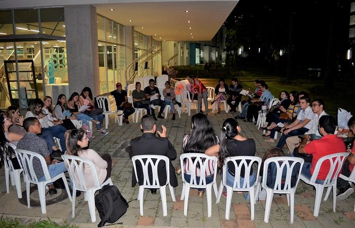 Semilleros de investigación de Derecho UCC. Canelazo para afianzar lazos académicos | EL FRENTE