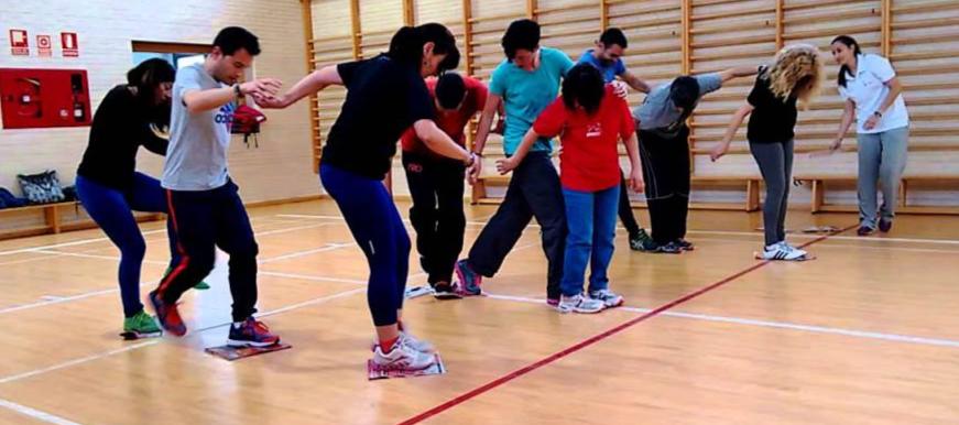 Iniciarán juegos deportivos recreativos para discapacitados cognitivos | EL FRENTE