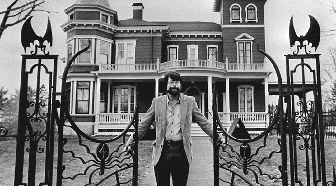 En museo y casa de retiro para escritores se convertirá la mansión de Stephen King  | EL FRENTE