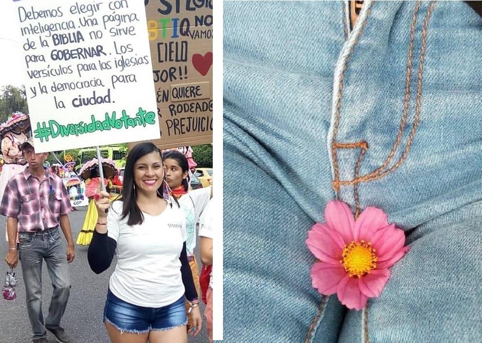 ¿Le gustaría Bucaramanga como una ciudad orgásmica?, Cindy propone la ciudad para el placer de vivir   EL FRENTE