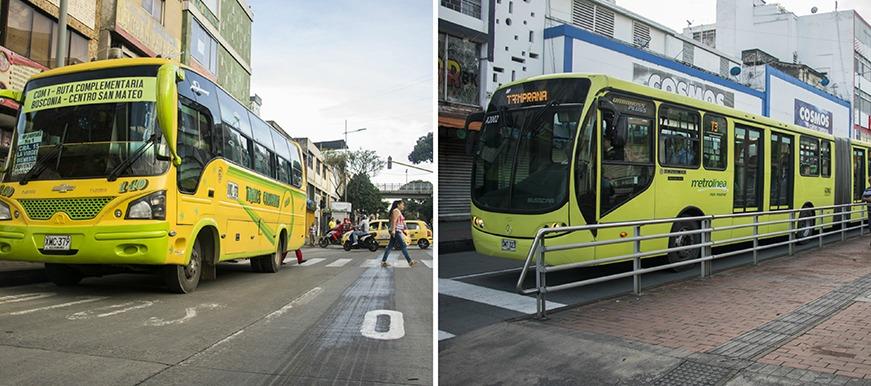 Así funcionarán el transporte convencional y Metrolínea tras terminación de rutas complementarias   EL FRENTE
