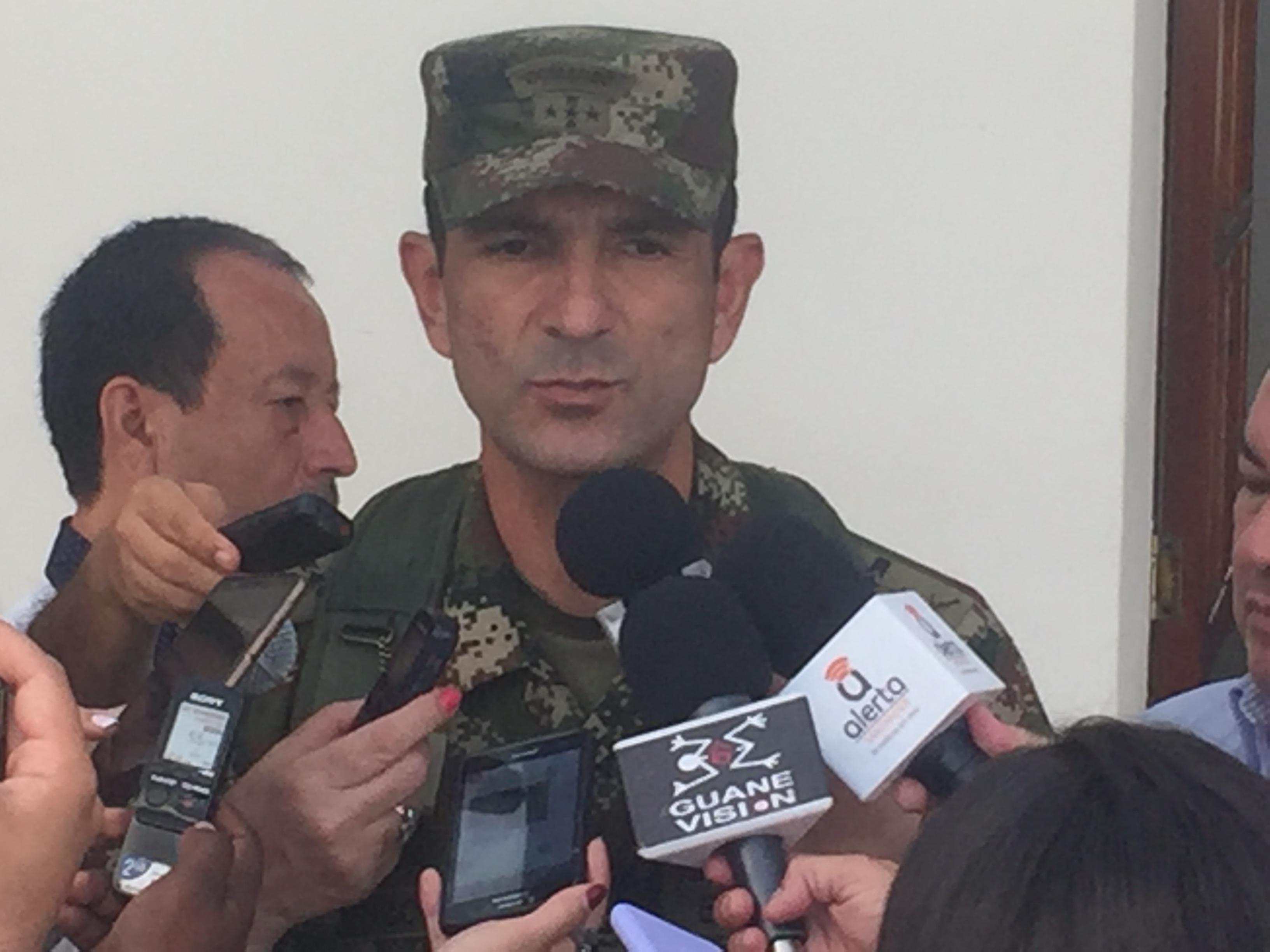 Consejo de seguridad ante anuncio de paro del ELN. Reforzadas las medidas de protección en Santander | EL FRENTE