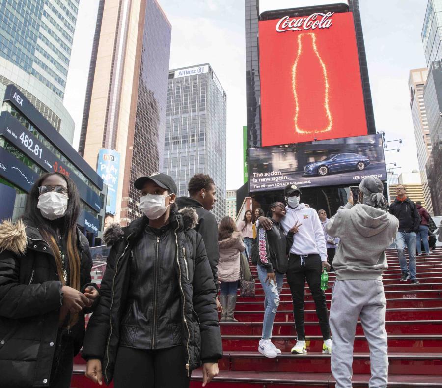 Nueva York llegó a 30 mil contagios y 285 muertes  | EL FRENTE