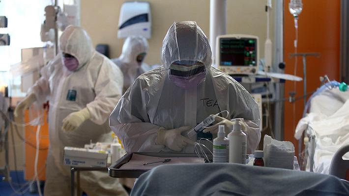 5.000 médicos y enfermeras de Italia están contagiados de coronavirus | EL FRENTE