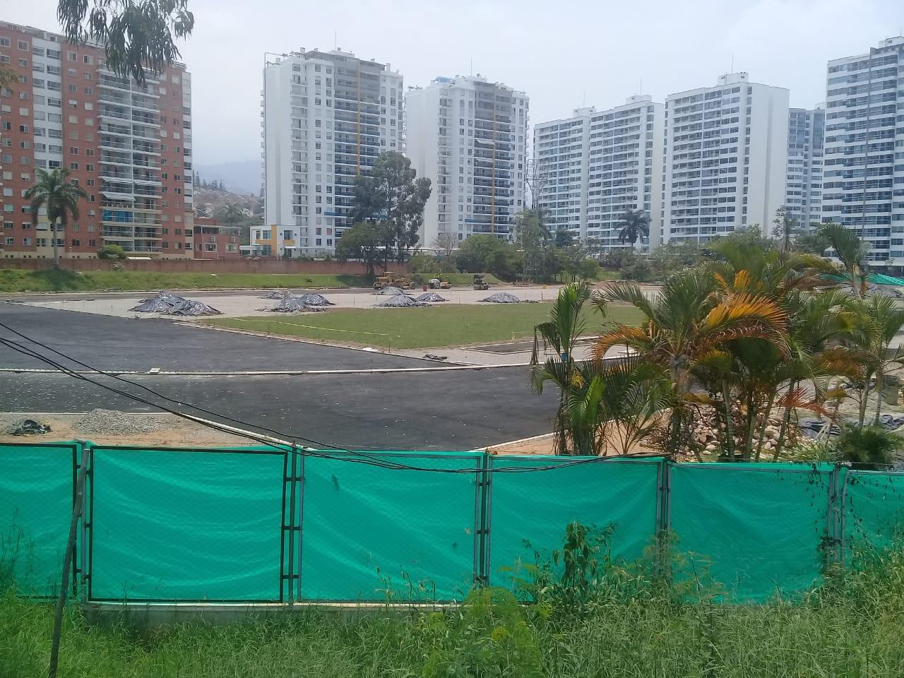 Nueva pista de atletismo ya está en Bucaramanga   Local   Deportes   EL FRENTE