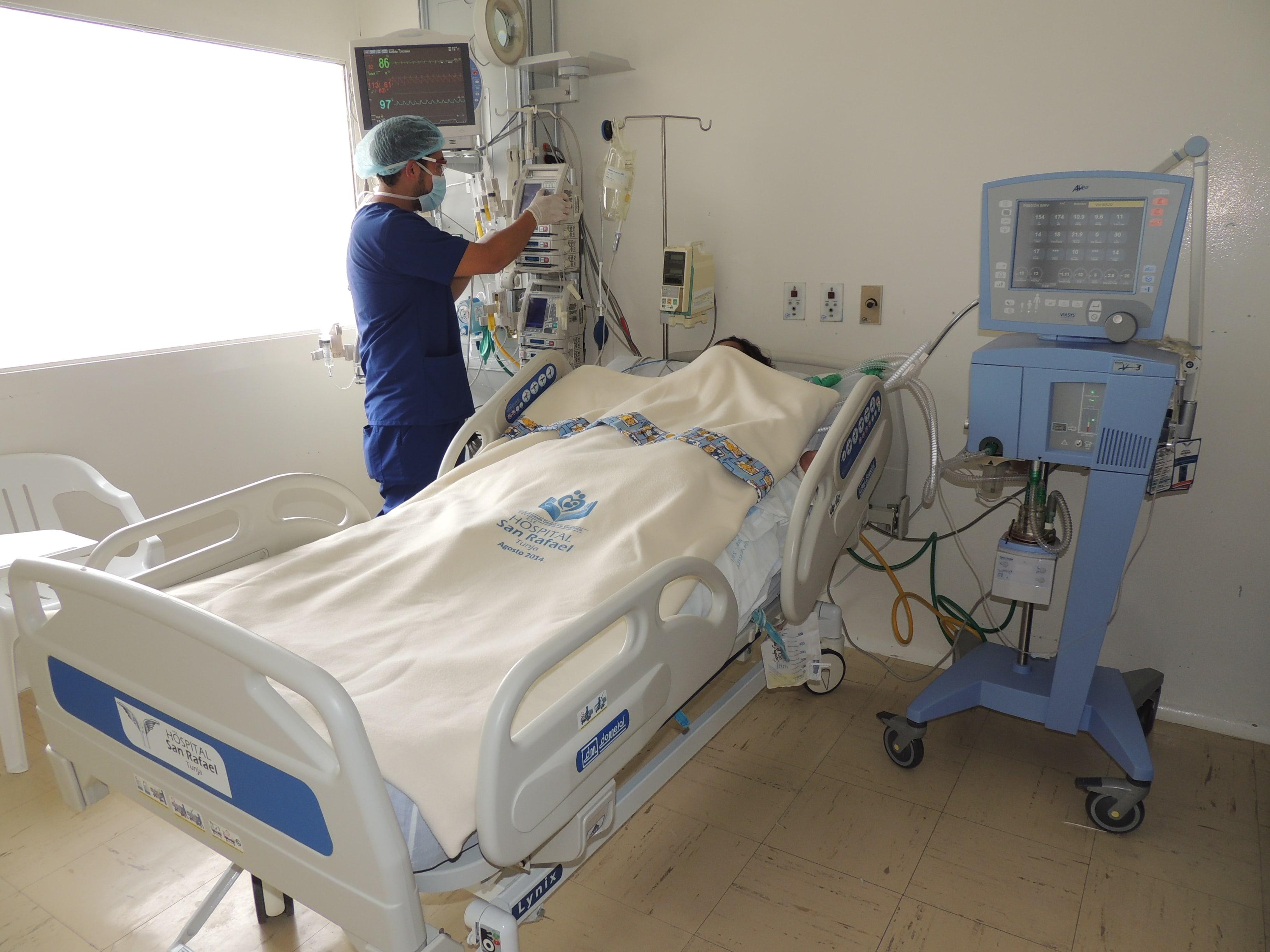 Garantizan liquidez para el sector salud. Recursos por $2,1 billones para hospitales y clínicas   Nacional   Economía   EL FRENTE
