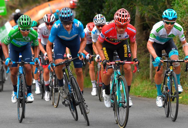 Vuelta a España mantiene sus fechas y etapas | Internacional | Deportes | EL FRENTE