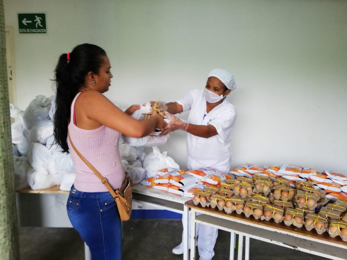 Programa del PAE continúa en Barrancabermeja. Garantizada alimentación para 18.905 estudiantes | Municipios | Santander | EL FRENTE